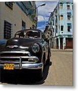 Old Havana Metal Print