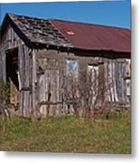 Old Homested Metal Print