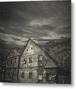 Old House Metal Print by Jelena Jovanovic