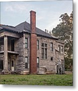 Old House Of Character Metal Print