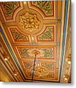 Old House Of Delegates Room Of The Maryland State House Metal Print