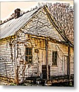 Old Kentucky Store Long Gone Metal Print
