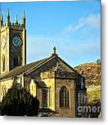 Old Kilpatrick Church 01 Metal Print