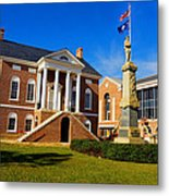 Old Lancaster County Court House Metal Print