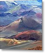 Old Lava Metal Print