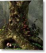 Old Man Of The Forest Metal Print