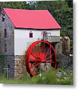 Old Mill Of Guilford Metal Print