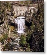 Old Mill On The Credit Metal Print