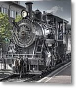 Old Number 40 Metal Print
