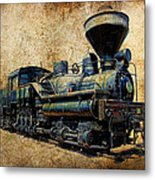 Old Number 7 Metal Print