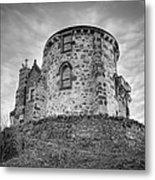 Old Observatory House Metal Print
