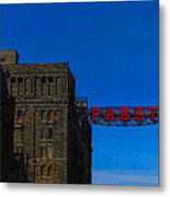 Old Pabst Brewery Metal Print