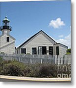 Old Point Loma Lighthouse 1 Metal Print