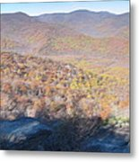 Old Rag Hiking Trail - 121231 Metal Print by DC Photographer