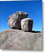 Old Rag Hiking Trail - 121239 Metal Print
