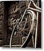 Old Ride Metal Print