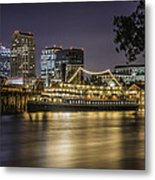 Old Sacramento California... Metal Print