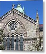Old South Church Metal Print