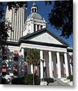 Old State Capitol - Florida Metal Print