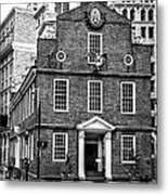 Old State House In Boston Metal Print