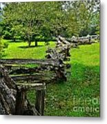Old Time Tradition Metal Print