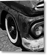 Old Timer Metal Print by Luke Moore