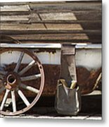 Old Tub Metal Print by Enzie Shahmiri