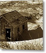 Old Tyme Cape Cod Metal Print