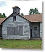 Old Virginia Church Metal Print