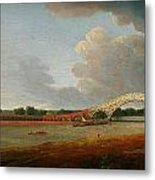 Old Walton Bridge Metal Print
