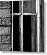Old Window 2  Metal Print