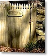 Old Windways Farm Metal Print