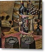 Old Wine Metal Print