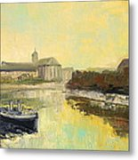 Old Wroclaw - Poland Metal Print