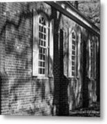 Old Wye Church Wye Mills Metal Print