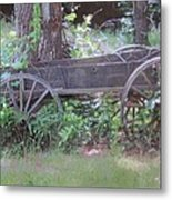 Olden Days Metal Print