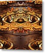 Olden Golden Metal Print