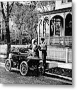 Oldsmobile, 1907 Metal Print