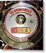 Oldsmobile 442 Metal Print