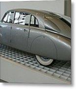 Oldtimer Tatra T87 Metal Print