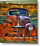 Ole One Eye Metal Print