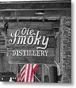 Ole Smoky Distillery Metal Print by Dan Sproul