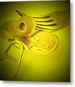Olive Metal Print