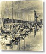 Olympia Marina 3 Metal Print