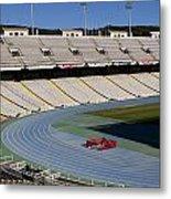 Olympic Stadium Barcelona Metal Print
