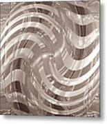 Omnetra Moveonart Renewspirit Metal Print
