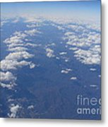 On A Clear Day You Can See Miles Away Metal Print