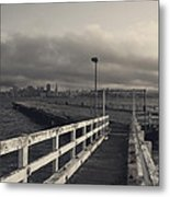 On And On Metal Print by Laurie Search