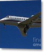 On Approach Metal Print