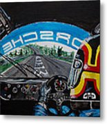 On Board Stefan Belloff Nurburgring Record Metal Print